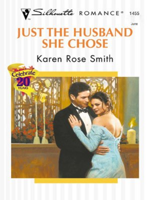 cover image of Just the Husband She Chose