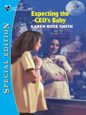 cover image of Expecting the CEO's Baby