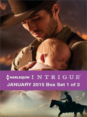 cover image of Harlequin Intrigue January 2015 - Box Set 1 of 2: Midnight Rider\The Sheriff\The Marshal