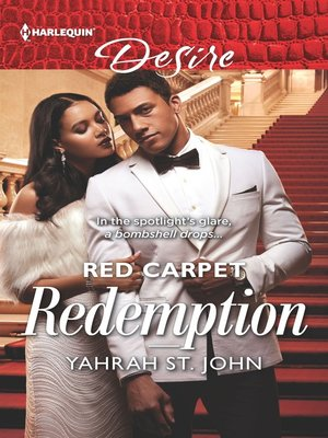 cover image of Red Carpet Redemption