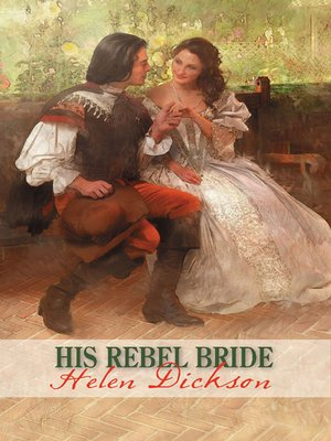 cover image of His Rebel Bride