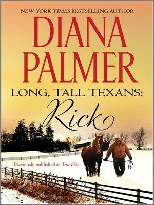 cover image of Long, Tall Texans--Rick