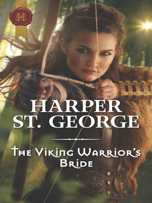 cover image of The Viking Warrior's Bride--A Passionate Viking Romance