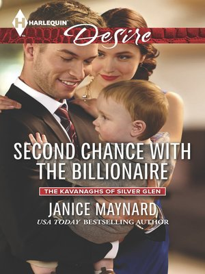 cover image of Second Chance with the Billionaire