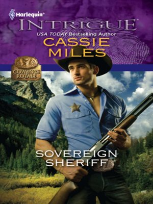 cover image of Sovereign Sheriff
