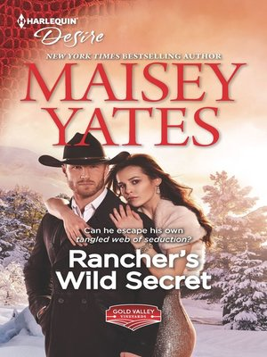 cover image of Rancher's Wild Secret