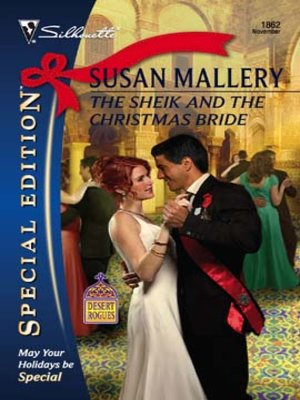 cover image of Sheik and the Christmas Bride