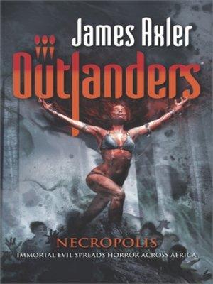 cover image of Necropolis