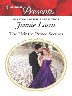 cover image of The Heir the Prince Secures