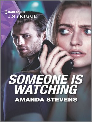 cover image of Someone is Watching