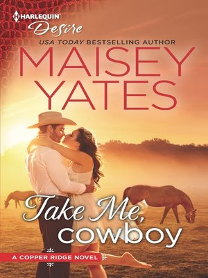 cover image of Take Me, Cowboy