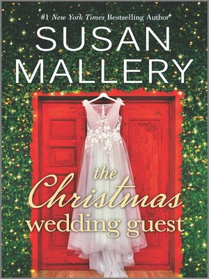 cover image of The Christmas Wedding Guest