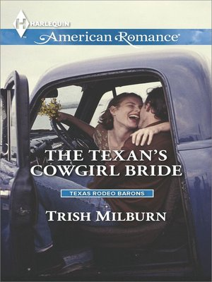 cover image of The Texan's Cowgirl Bride