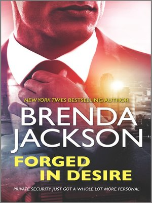 cover image of Forged in Desire