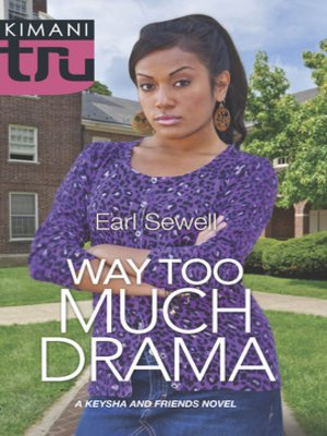 cover image of Way Too Much Drama