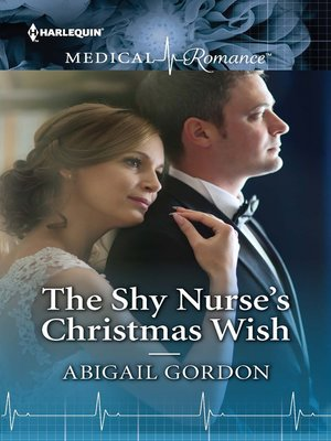 cover image of The Shy Nurse's Christmas Wish