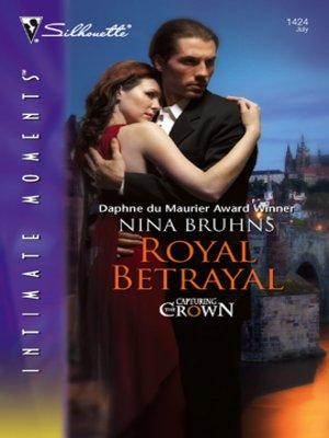 cover image of Royal Betrayal