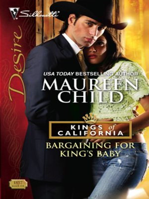 cover image of Bargaining for King's Baby
