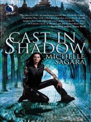 cover image of Cast in Shadow