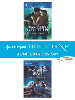 cover image of Harlequin Nocturne June 2016 Box Set