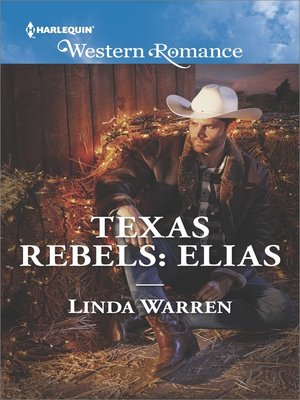 cover image of Texas Rebels--Elias