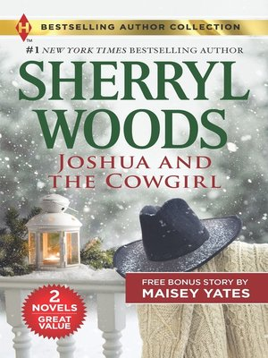 cover image of Joshua and the Cowgirl & Seduce Me, Cowboy