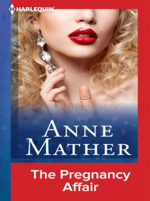 cover image of The Pregnancy Affair