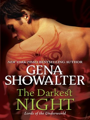 cover image of The Darkest Night
