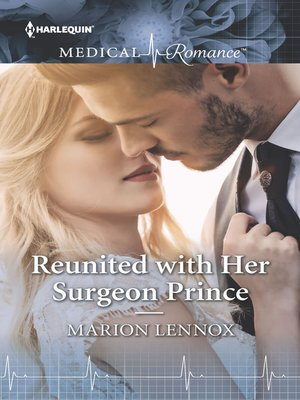 cover image of Reunited with Her Surgeon Prince