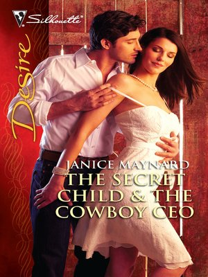 cover image of The Secret Child & The Cowboy CEO