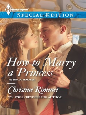 cover image of How to Marry a Princess
