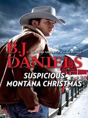 cover image of Suspicious Montana Christmas