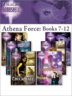 cover image of Athena Force: Books 7 - 12: Deceived\Contact\Payback\Countdown\Target\Checkmate