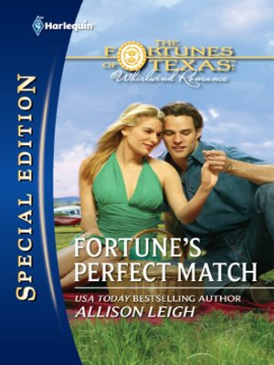 cover image of Fortune's Perfect Match
