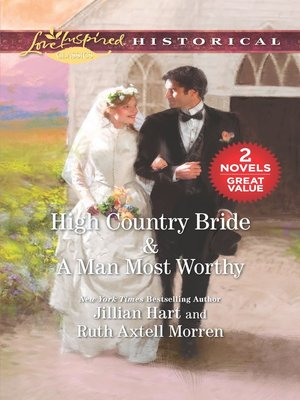 cover image of High Country Bride ; A Man Most Worthy