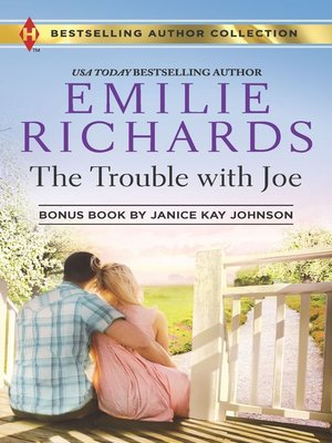 cover image of The Trouble with Joe
