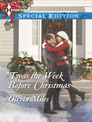 cover image of 'Twas the Week Before Christmas