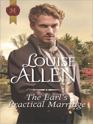 cover image of The Earl's Practical Marriage