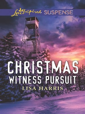 cover image of Christmas Witness Pursuit