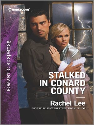 cover image of Stalked in Conard County