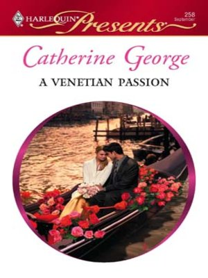 cover image of A Venetian Passion