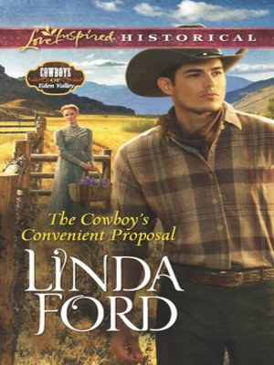 cover image of The Cowboy's Convenient Proposal
