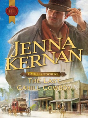 cover image of The Last Cahill Cowboy