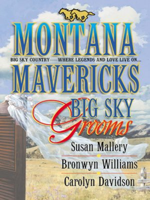 cover image of Big Sky Grooms