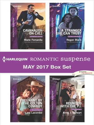 cover image of Harlequin Romantic Suspense May 2017 Box Set