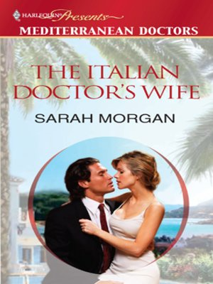 cover image of Italian Doctor's Wife
