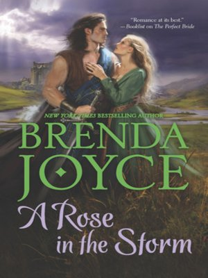 cover image of A Rose in the Storm