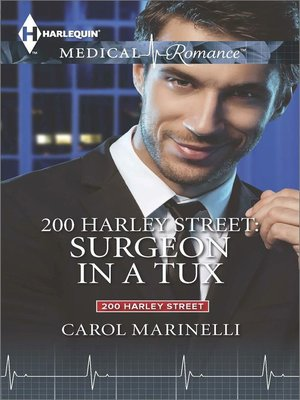 cover image of 200 Harley Street: Surgeon in a Tux