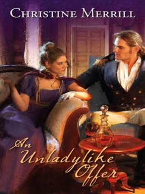 cover image of An Unladylike Offer