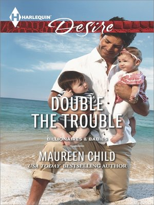 cover image of Double the Trouble